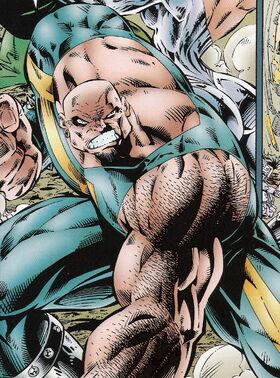 Michael Baer (Earth-616) from X-Man Vol 1 13