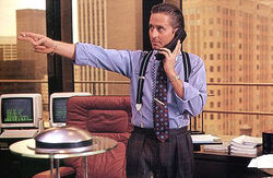 Michael douglas will be gordon gekko again in the sequel for wall street movie main 10567
