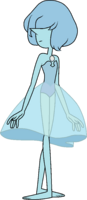 Blue Diamond's Pearl