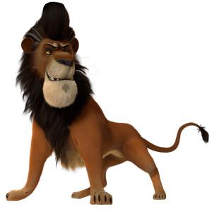 lion captain villains wiki fandom powered by wikia