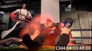 Team Fortress 2 Meet the Medic Outtakes HD