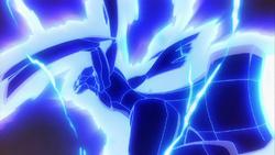 Zekrom use Bolt Strike