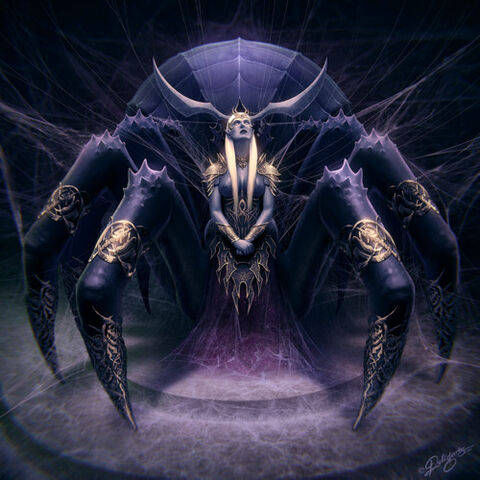 File:Lolth the Demon Queen of Spiders.jpg