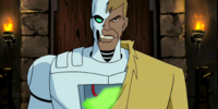 Metallo (DC Animated Universe)