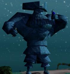 StatueLeChuck