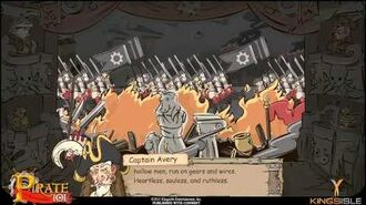 Pirate101 Puppet Show Armada