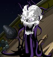 Tentacle Skull