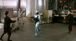 RoboCop vs. The Ōtomos