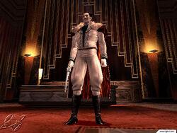 Arius, CEO of Uroboros Corporation