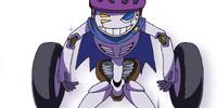 Purple Buggy