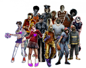 Zombies (Lollipop Chainsaw)
