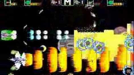 Sega Saturn Darius Gaiden Stage 5M
