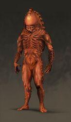 Humanoid Zygon
