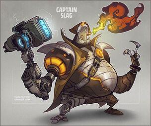 Captain Slag