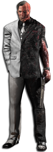 Two-face (Arkham City)