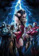 MARVEL Moonstone Holds Ms Marvel