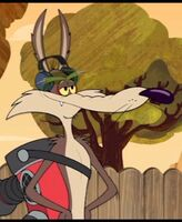 Wile E. Coyote Wabbit