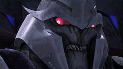 Megatron is mad
