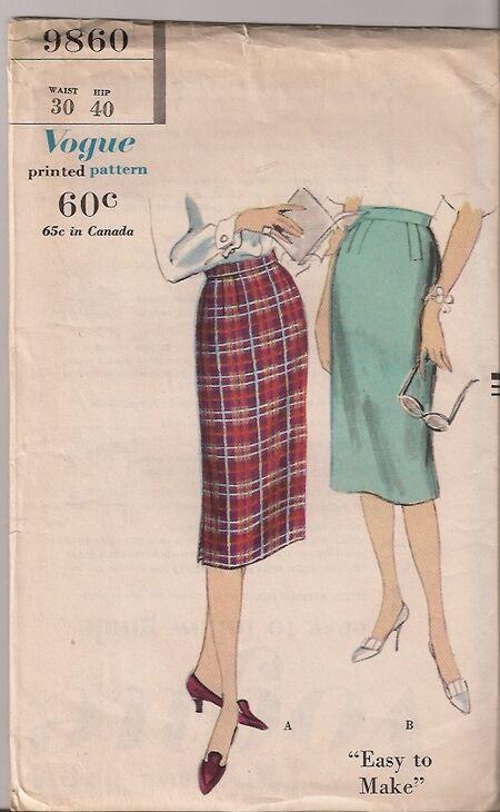 Vogue 9860