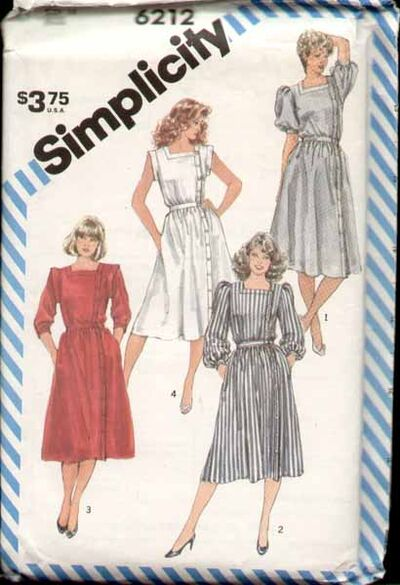 Simplicity 6212 83