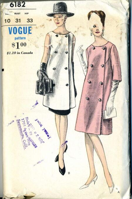 Vogue 6182001