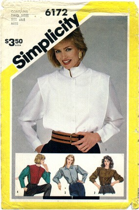 Simplicity 6172