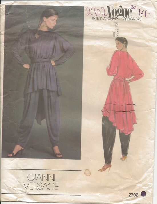 Vogue 2702 1980s