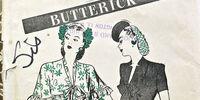 Butterick 3110 B
