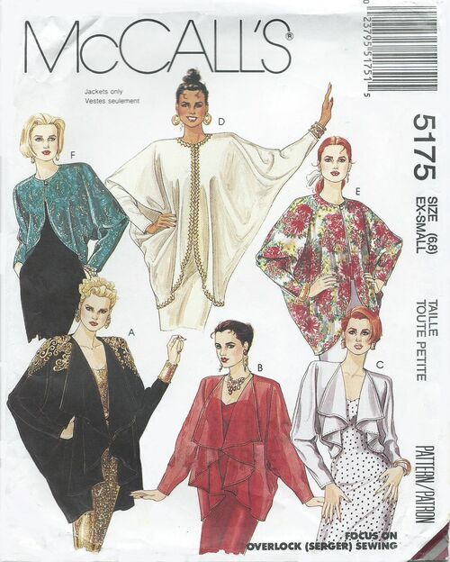 Mccall's 5175