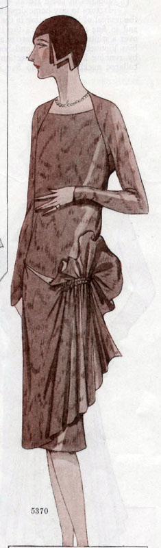 McCall 5370 1928