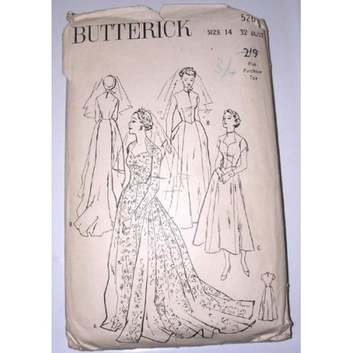 Butterick 526 image