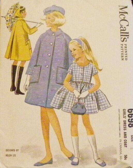 Mccalls6698-1960s