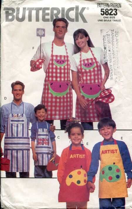 Butterick5823aprons