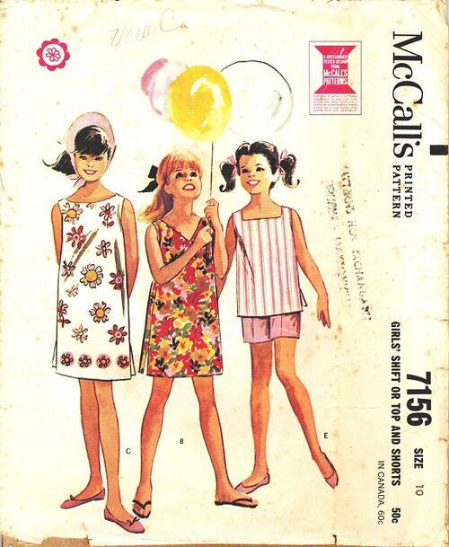 McCall's 7156 570