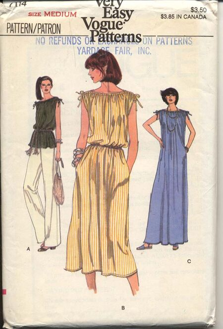 Vogue 7114