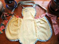 Finished apron 2