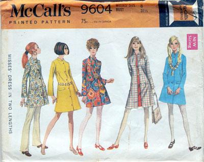 McCalls 9604 69