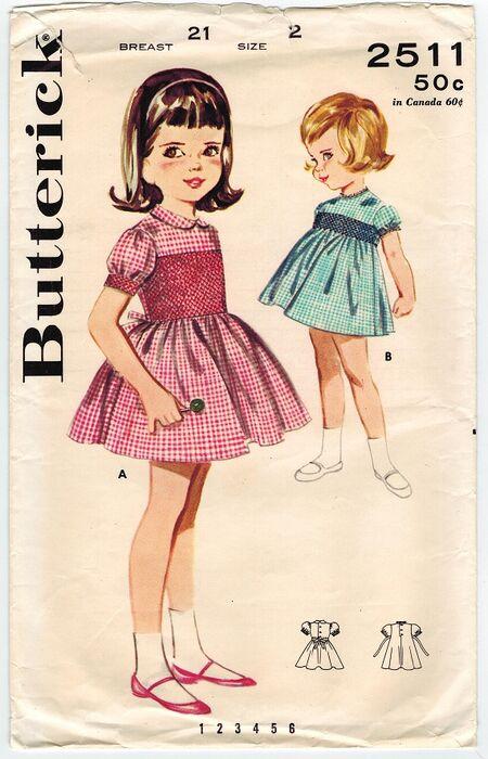 Butterick 2511 570