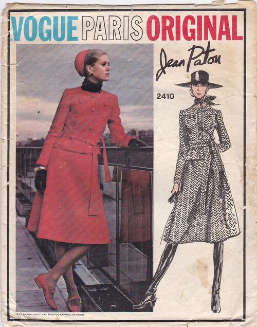 Pattern - Vogue 2410 02