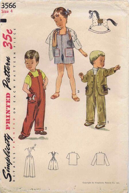 Simplicity 1951 3566