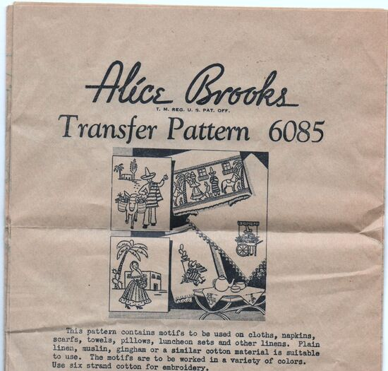 Alice Brooks 6085