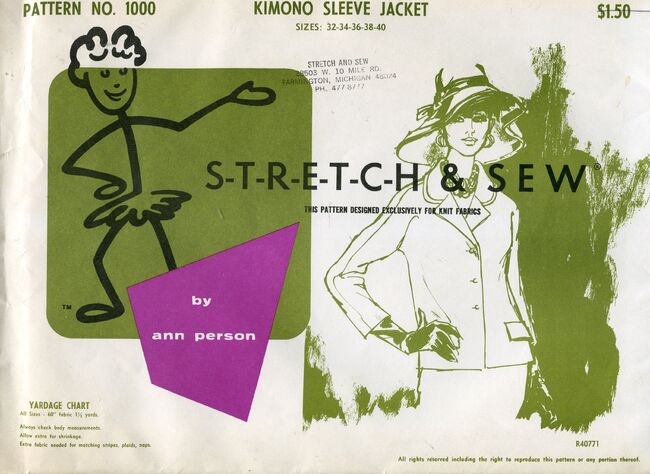 Stretch&sew1000