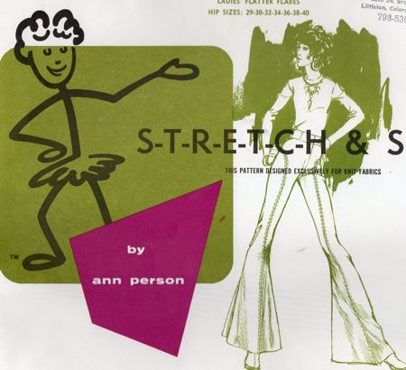 Stretch & Sew 715