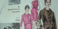 Vogue 1198 A