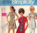 Simplicity 8781