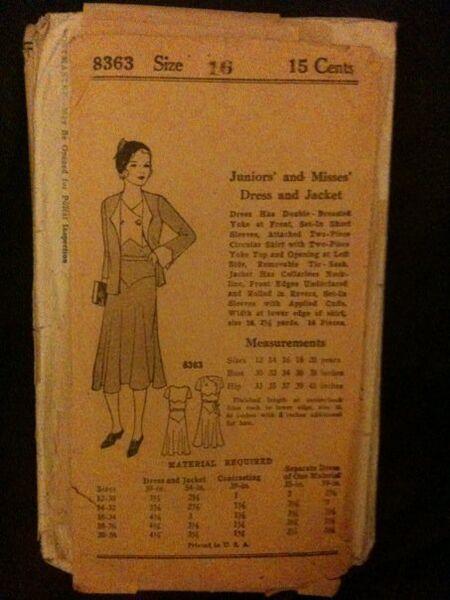 Ladies Home Journal 8363 image