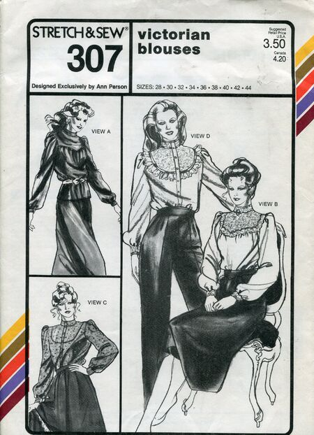 Stretch&sew307blouses