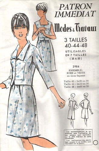 Modes & Travaux 2986