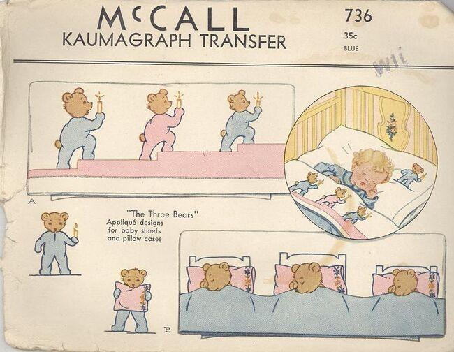 McCall 736