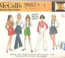 McCall's 9682 A